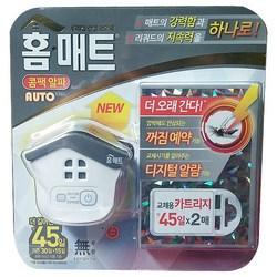 홈매트 콤팩 알파 오토 히터 1p + 리필 45일 2p